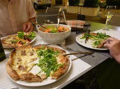 Solo dopo 24 ore di lievitazione, si ottiene una pasta della #pizza di qualità superiore, che ricorda il #sapore del #pane fatto in casa come una volta.