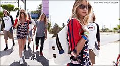 I'm just loving everything on the new Marc  collection  #marcjacobs #shopbop