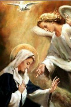 @solitalo El Arcángel Gabriel, es la Luz que protege a las embarazadas, a los bebés y ayuda a concebir a las mujeres que desean tener un hijo. Antes de hacer esta poderosa Oración al Arcánge…