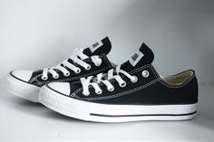 I'll also get one of the models to wear black and white converse as they look good when wearing dark clothing.