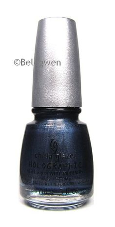 China Glaze - Strap on your Moonboots
