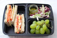 Per la quarta idea ho realizzato un panino veloce con insalata mista e frutta! Nutrition Information, Menu Planning, Ratatouille, Bento, Picnic, Lunch Box, Food And Drink, Meals, Vegetarian
