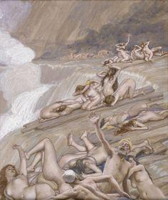 The Deluge, 1896-1902   James Tissot