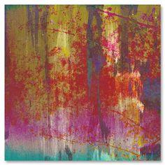 Interiors Collection - Glade 3, Canvas Print, 60x60cm