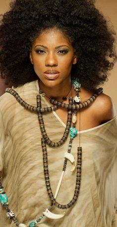 Black Woman!...Gorgeous !