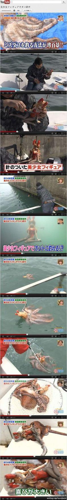 Mientras tanto en Japón la prueba definitiva de que ver suficiente hentai sí deja algo en la vida.