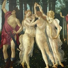Pin by Anna MacKenzie on Art Sandro botticelli Botticelli Renaissance paintings