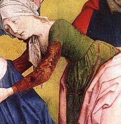 Hugo Van der goes, Calvary Triptych 1465-1468