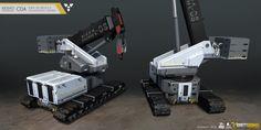 Dirty Bomb - CDA Vehicles, Andrew Porter on ArtStation at https://www.artstation.com/artwork/dirty-bomb-cda-vehicles