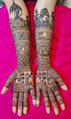 Full Hand Mehndi Designs, Mehndi Designs Book, Mehndi Designs For Beginners, Dulhan Mehndi Designs, Mehndi Designs For Hands, Henna Mehndi, Latest Bridal Mehndi Designs, New Bridal Mehndi Designs, Mehndi Desighn