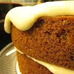 Awesome Carrot Cake with Cream Cheese Frosting - Allrecipes.com