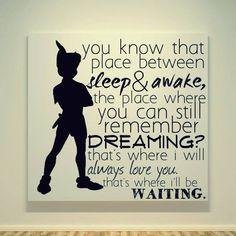 Love Peter Pan ❤️