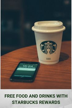 You probably assumed Starbucks had a loyalty program, but do you know how to make the most of your Starbucks Rewards? Read our post on how to make the most of your rewards and get more free drinks and food items, plus a birthday freebie! Starbucks Rewards, Birthday Freebies, Stuff For Free, Free Rewards, Starbucks Coffee, Food Items, Loyalty, Free Food, Drinks