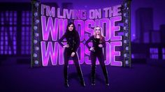 We're living on the WILD SIDE. Sabrina Carpenter Wildside, Disney Original Movies, Sophia Carson, Adventures In Babysitting, Disney Channel Shows, Disney And Dreamworks, Celebs, Songs, Evie