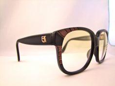 Designer Hand made Eyeglasses by Emmanuelle by ifoundgallery, $175.00
