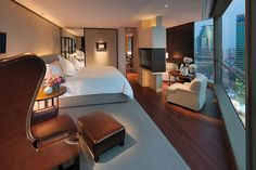 Club Executive Suite at Mandarin Oriental, Guangzhou | Flickr - Photo Sharing!