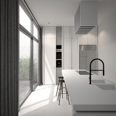 Apartment in Sint Niklaas Belgium by AD Office