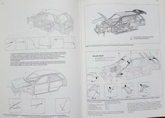 Audi 80 - Fiat Tipo and BMW 5 Series - Body Handbook - 1986/1990 ...