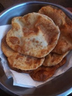 The Cooking Blog: Elephant Ears Recipe