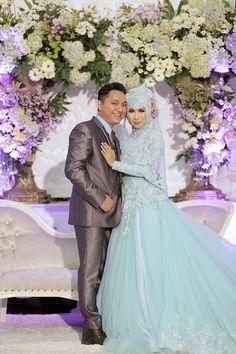 Tya Firman Wedding by LAKSMI - Kebaya Muslimah & Islamic Wedding Service - 017