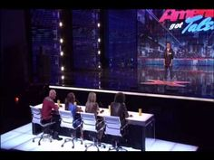 America's Got Talent 2013 - Collins Key - San Antonio Auditions [FULL]