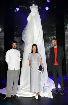 DESIGNER   Michael Sontag, Perret Schaad, Vladimir Karaleev. FASHION2NIGHT at EUROPA 2.