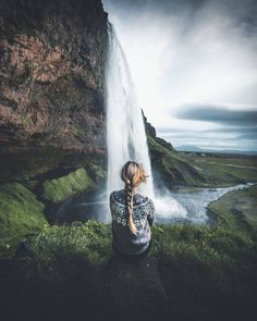 back to Iceland with one of my favorite waterfalls w/… . back to Iceland with one of my favorite waterfalls w/… . Places To Travel, Places To Go, Iceland Air, Iceland Adventures, Road Trip, Iceland Travel Tips, Iceland Photos, Foto Instagram, Adventure Is Out There