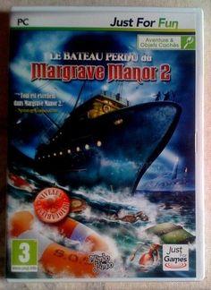 Collection Just for Fun - Jeu video PC - Le Bateau Perdu du Margrave Manor 2