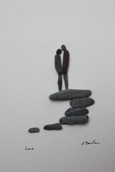 ...Birileri Anlatsın...: Çakıl Sanatı