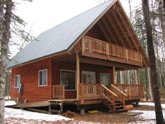 24x24 Cabin Plans With Loft