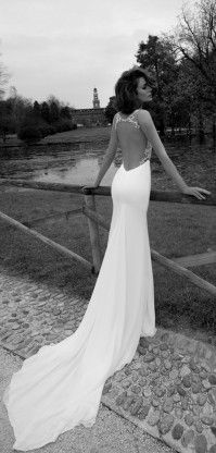 Liz Martinez Bridal Collection - Milan 2015 - Belle The Magazine