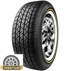 Mayonaise And Mustard Vogue Tires Tyres White Amp Gold