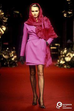 1994 Christian Dior, Autumn-Winter, Couture