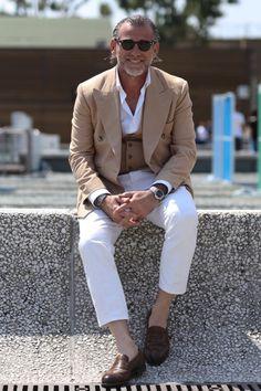 mr.Alessandro Squarzi @pitti uomo