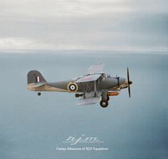 Fairey Albacore of 820 Squadron Ww2 Aircraft, Aircraft Carrier, Wwii, Air Force, Fighter Jets, Planes, Arm, British, War