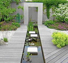 Privatgarten in Ottobrunn - Link Landschaftsarchitekten