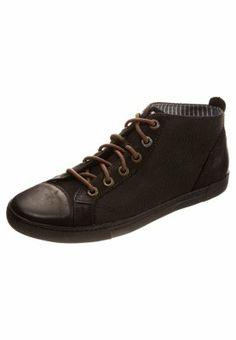 BRENTA - Sneaker high - black