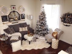 Christmas Home Tour 2 Ladies Style — 2 Ladies & a Chair