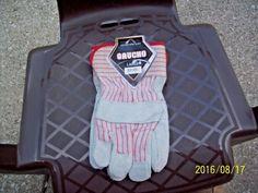 Gaucho Leather Work Gloves Lg Men's 5006 #Gaucho