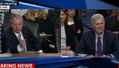 """Graham to Trump: """"If it you start waterboarding people, you may get impeached."""""""