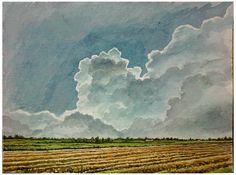 watercolor clouds - Google Search