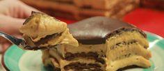 Chocotorta: Ένα υπέροχο γλυκό με μπισκότα, καραμέλα γάλακτος και τυρί κρέμα από την Αργεντινή