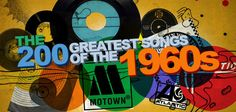 music from the 1960s | ... Lists: The 200 Greatest Songs of the 1960s | Features | Pitchfork