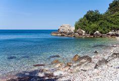 Bar beach – Montenegro, Europe