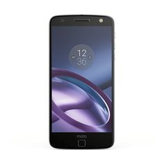 "Amazon.com: Moto Z Unlocked Smartphone, 5.5"" Quad HD screen, 64GB storage, 5.2mm thin - Lunar Grey - 64GB (U.S. Warranty): Cell Phones & Accessories"