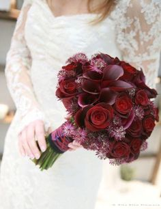 Flowers for the Bride, Groom and Attendants | Zita Elze Flowers