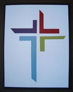 Cross Logo by ruby-heartedmom - Cards and Paper Crafts at Splitcoaststampers
