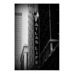 Atlas Life, Tulsa, Oklahoma. Derrick W. Black