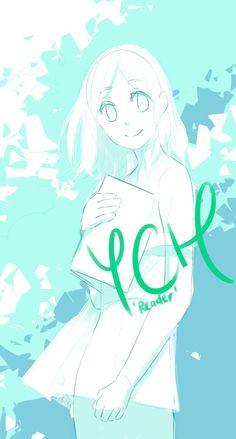 [YCH Auction] Reader [CLOSED] by tshuki.deviantart.com on @DeviantArt