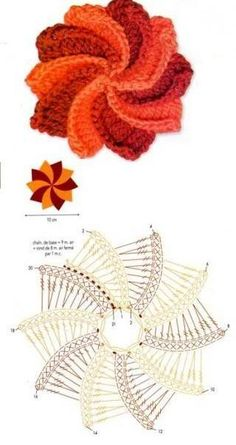 uploaded this image to 'My stuff'. See the album on Photobucket.This Photo was uploaded by Crochet Motif Patterns, Crochet Diagram, Freeform Crochet, Crochet Art, Crochet Gifts, Irish Crochet, Crochet Leaves, Crochet Flowers, Crochet Jumper